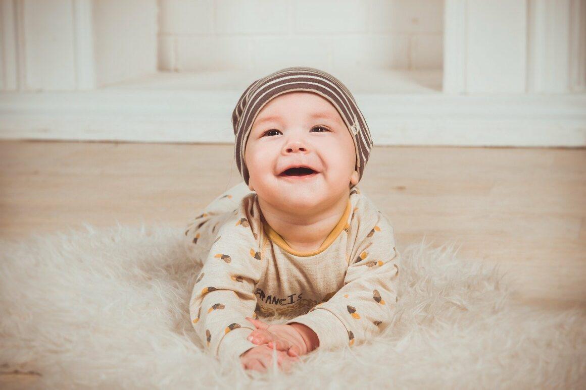 Karmienie rocznego dziecka